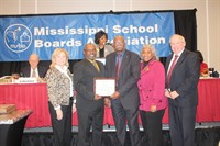15 Board of Merit -Western Line School District